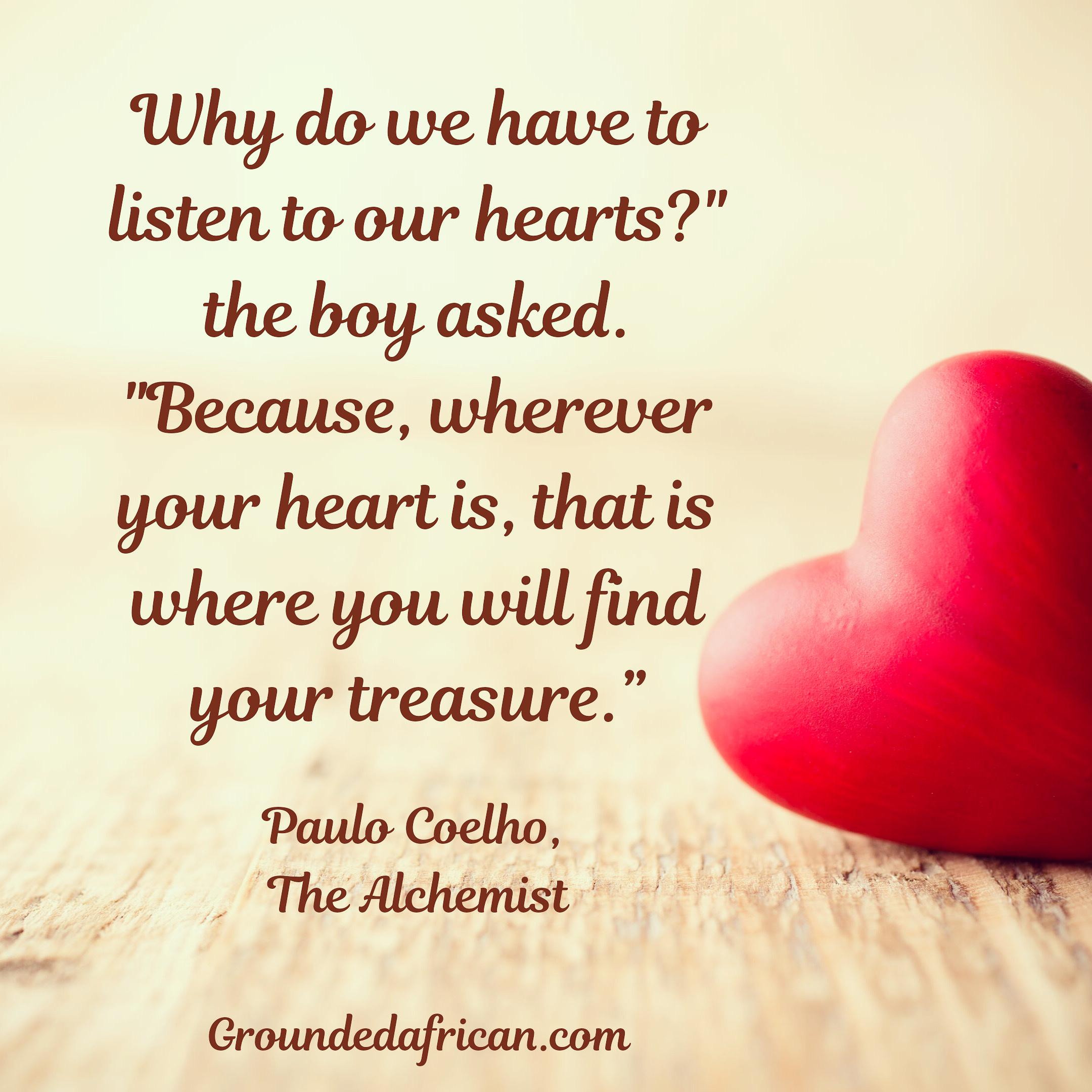 Heart  lying on it's side